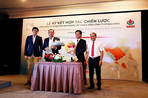 Bảo Minh tiếp tục duy trì vị trí trong Top 10 Công ty BH Phi nhân thọ uy tín năm 2019
