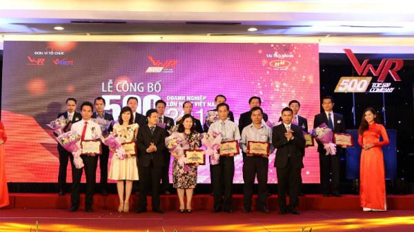 Công bố Bảng xếp hạng Top 500 Doanh nghiệp lớn nhất Việt Nam năm 2019