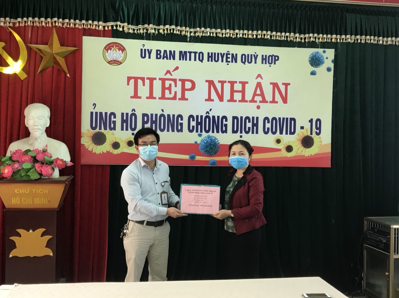 Masan Consumer trao tặng 10.000 phần quà cho công nhân các khu công nghiệp tại TP.HCM