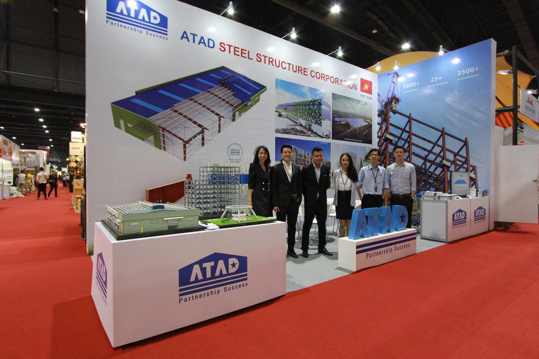 ATAD tham gia triển lãm Architect 17
