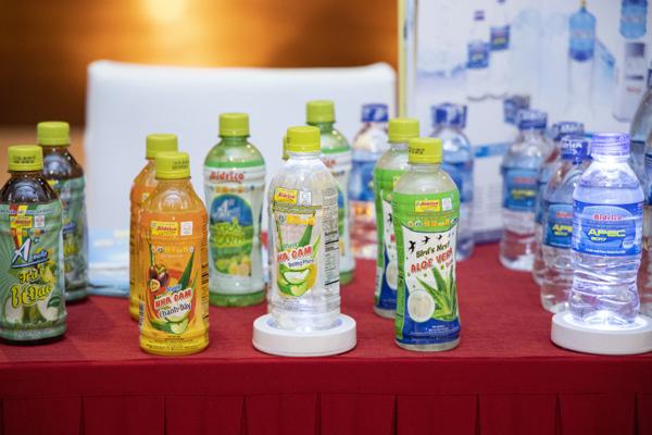 Bidrico liên tục 'ghi điểm' trên thị trường nước giải khát