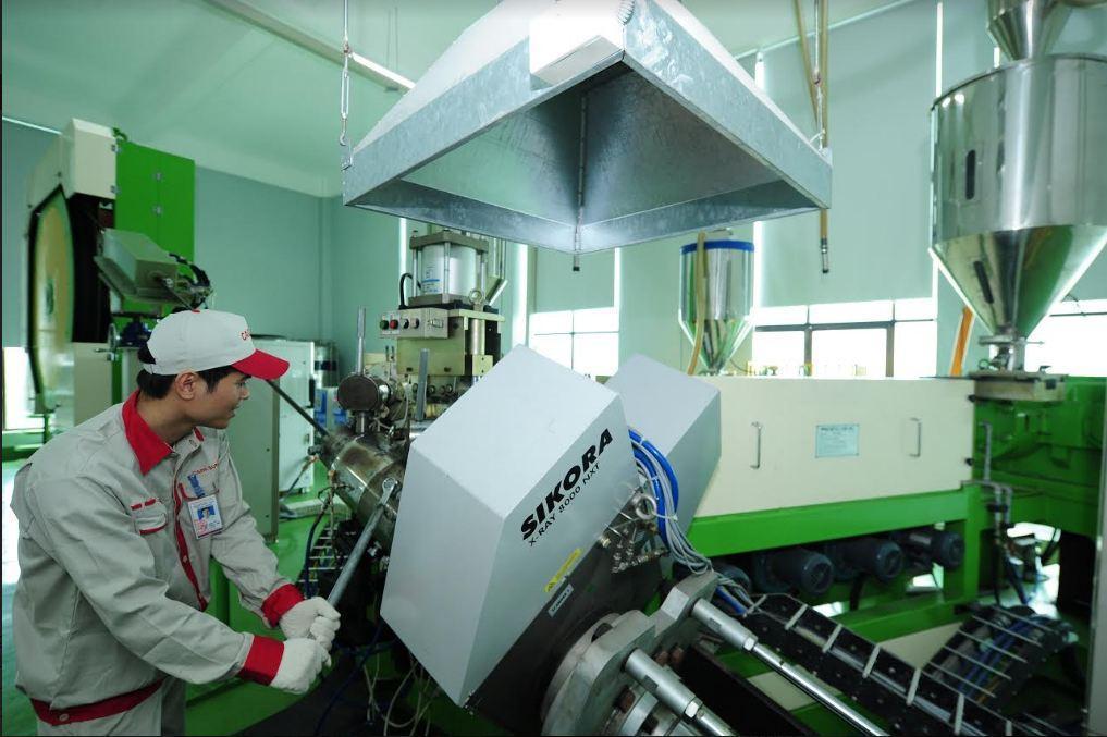 CADI-SUN - Top 500 Doanh nghiệp lớn nhất Việt Nam năm 2017
