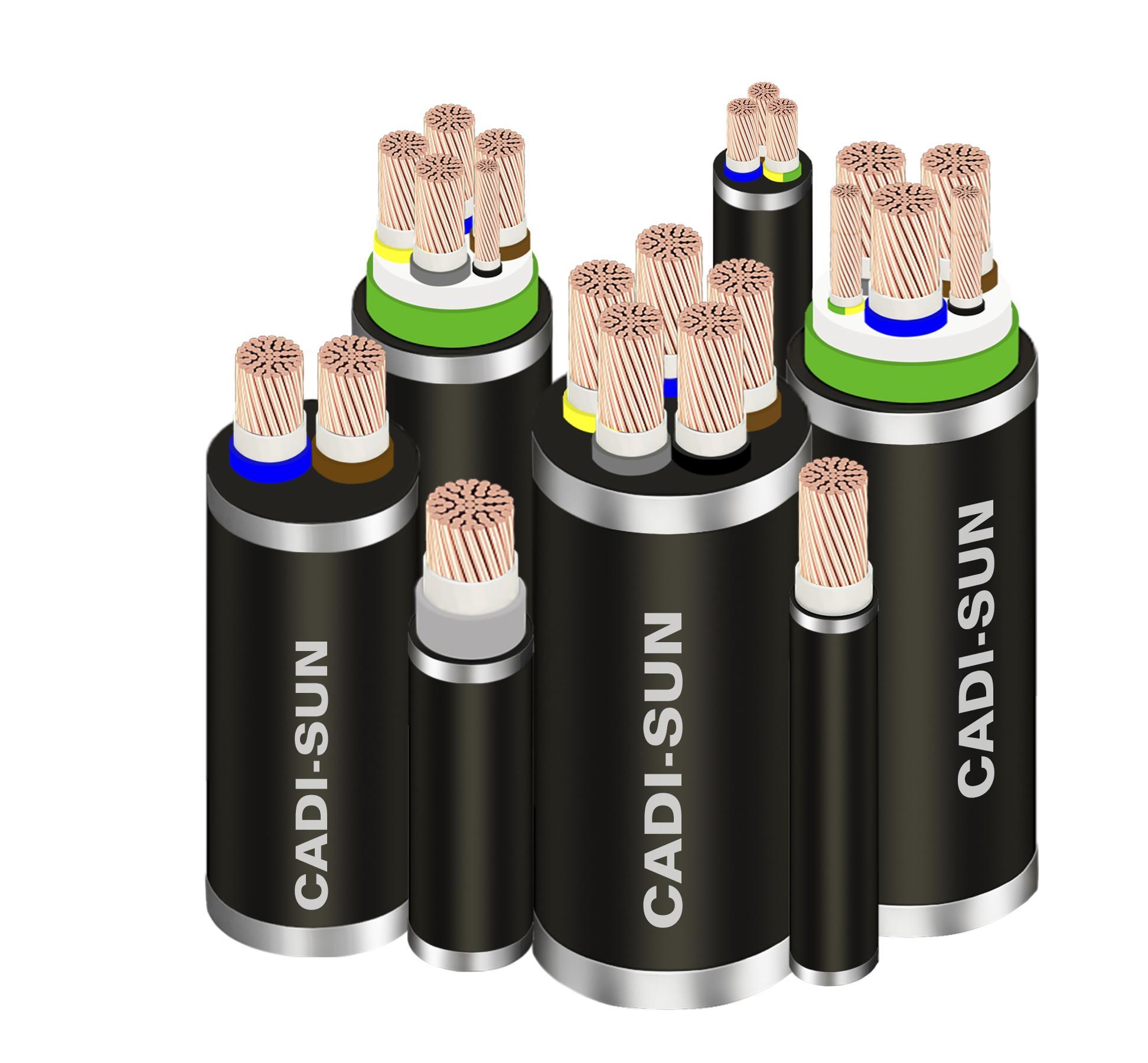 """CADI-SUN ra mắt sản phẩm mới """"Cáp điện cao su"""""""