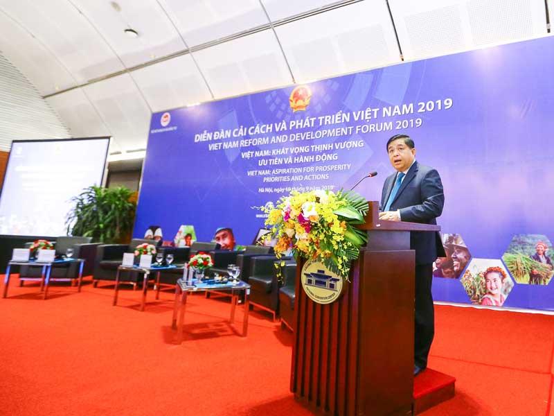 VRDF 2019: Định hình con đường đi tới thịnh vượng
