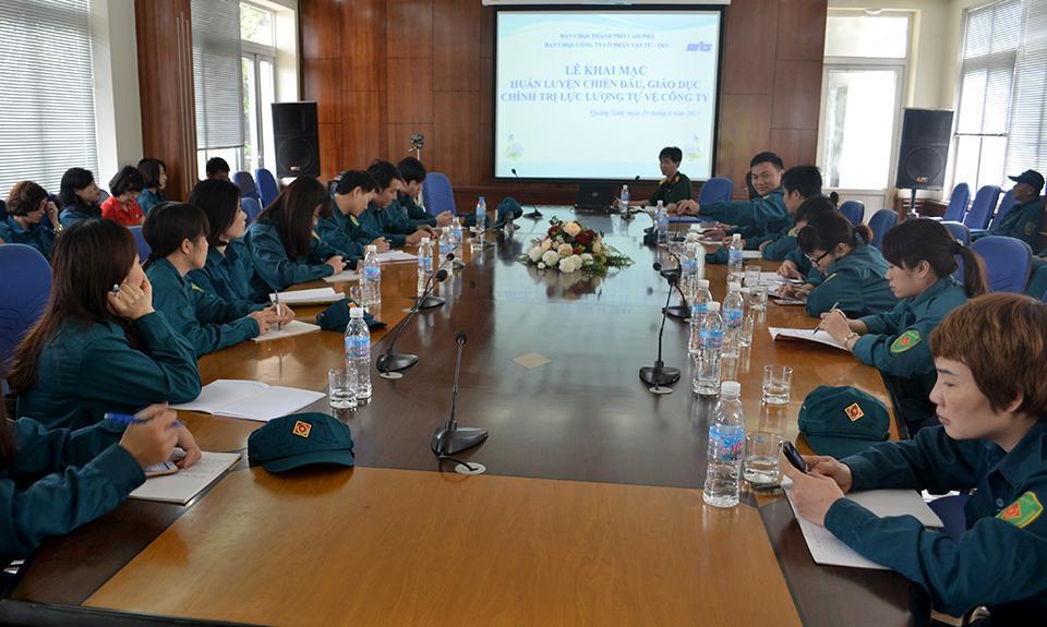 MTS: Triển khai công tác quân sự quốc phòng địa phương