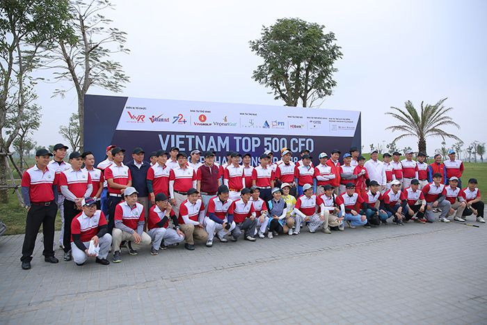 Giải Golf Vietnam Top 500 CEO Golf Championship- VCG500 2019