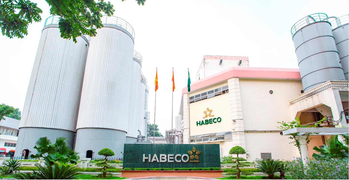 HABECO – Sẵn sàng cho hành trình mới