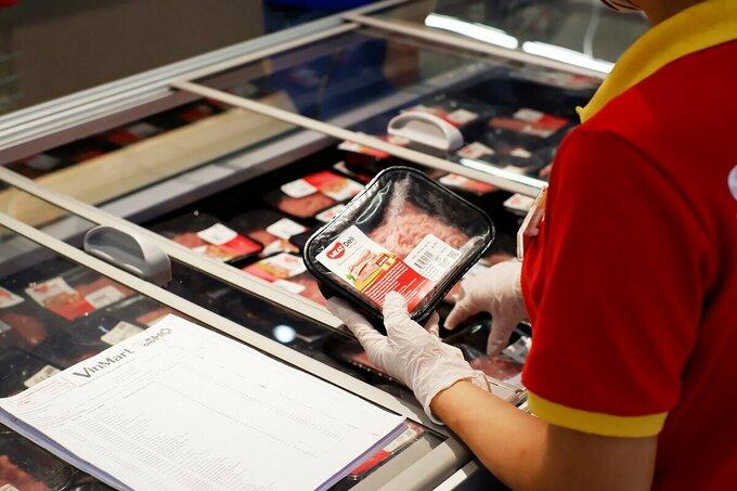 Masan MEATLife tăng trưởng 85% mảng thịt và chăn nuôi