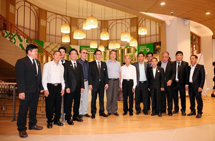 Một số hoạt động tại gian hàng OPC trong Hội chợ Hàng Việt Nam chất lượng cao 2017