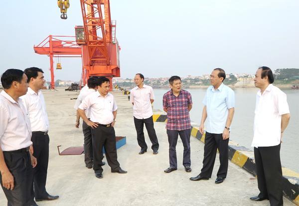 Công ty TNHH Hải Linh đẩy mạnh sản xuất kinh doanh, tăng mức đóng góp vào NSNN