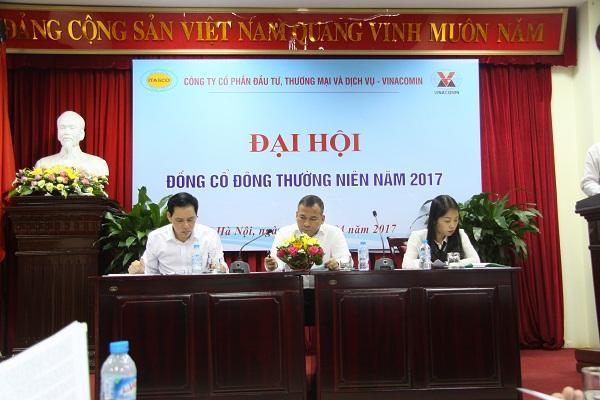 V-ITASCO tổ chức Đại hội đồng cổ đông thường niên năm 2017