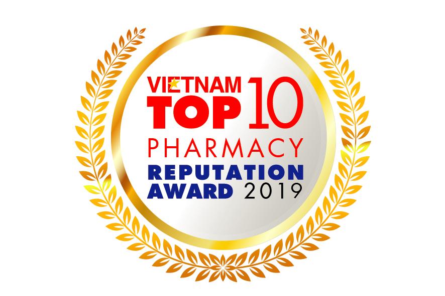 Công bố Top 10 công ty dược uy tín năm 2019