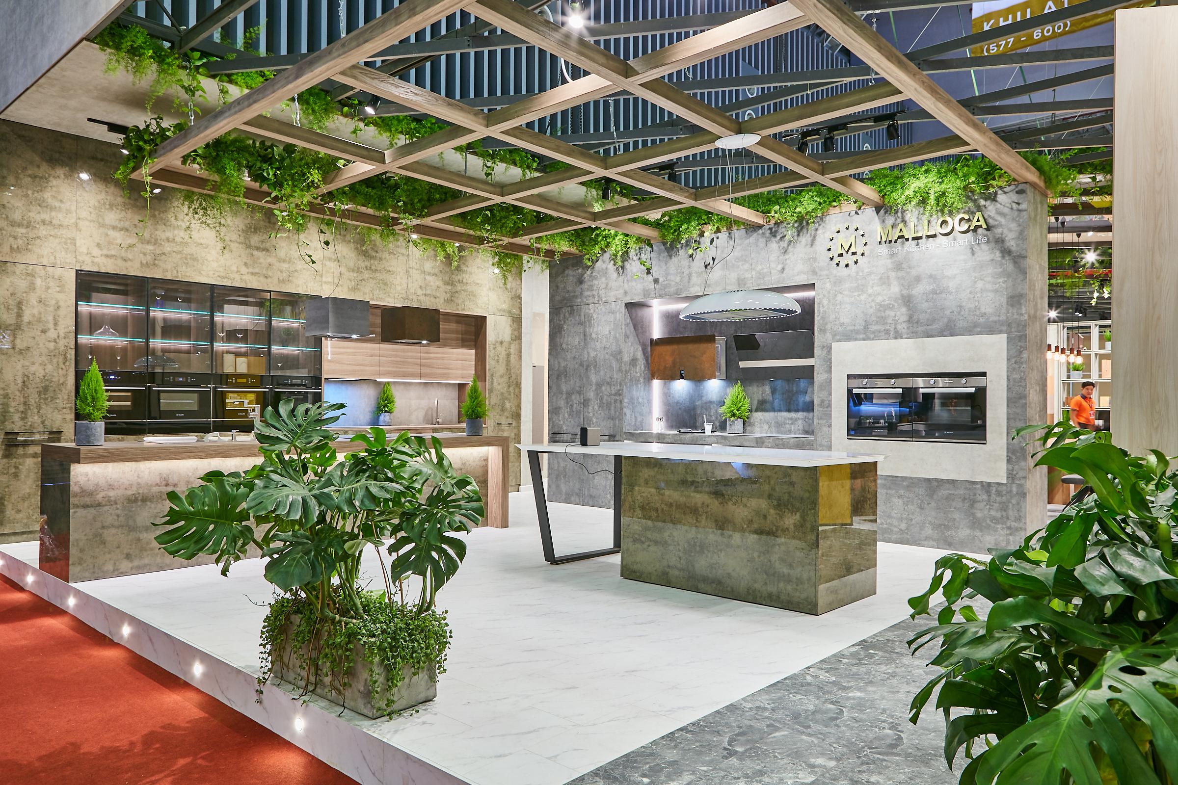 Malloca khẳng định vị thế dẫn đầu công nghệ trong ngành thiết bị nhà bếp tại Việt Nam