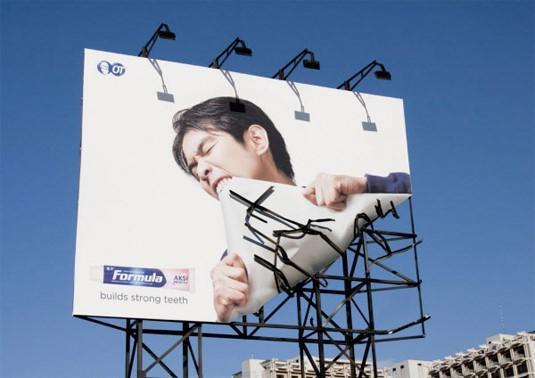 Những biển quảng cáo thuyết phục bạn mua hàng