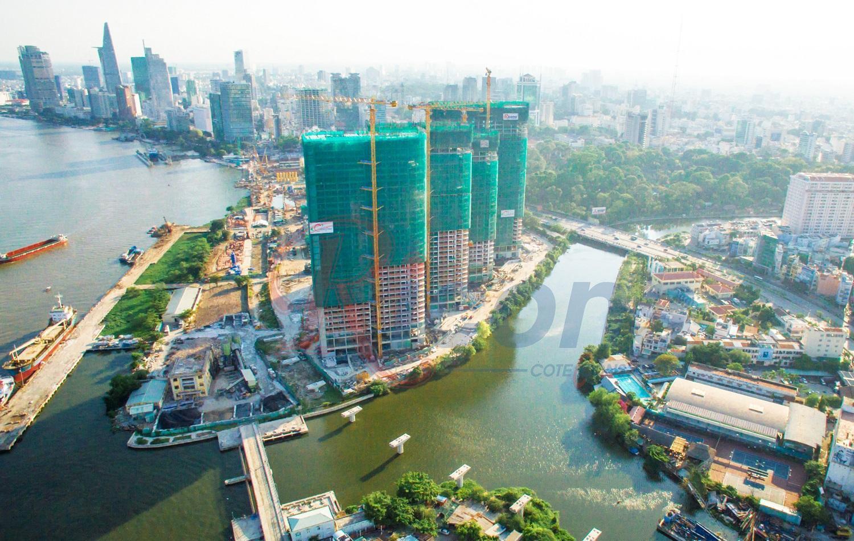 Ricons đảm bảo tốt tiến độ dự án Vinhome Golden River
