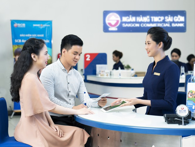SCB vào top 50 doanh nghiệp xuất sắc nhất Việt Nam 2019 (VNR500)