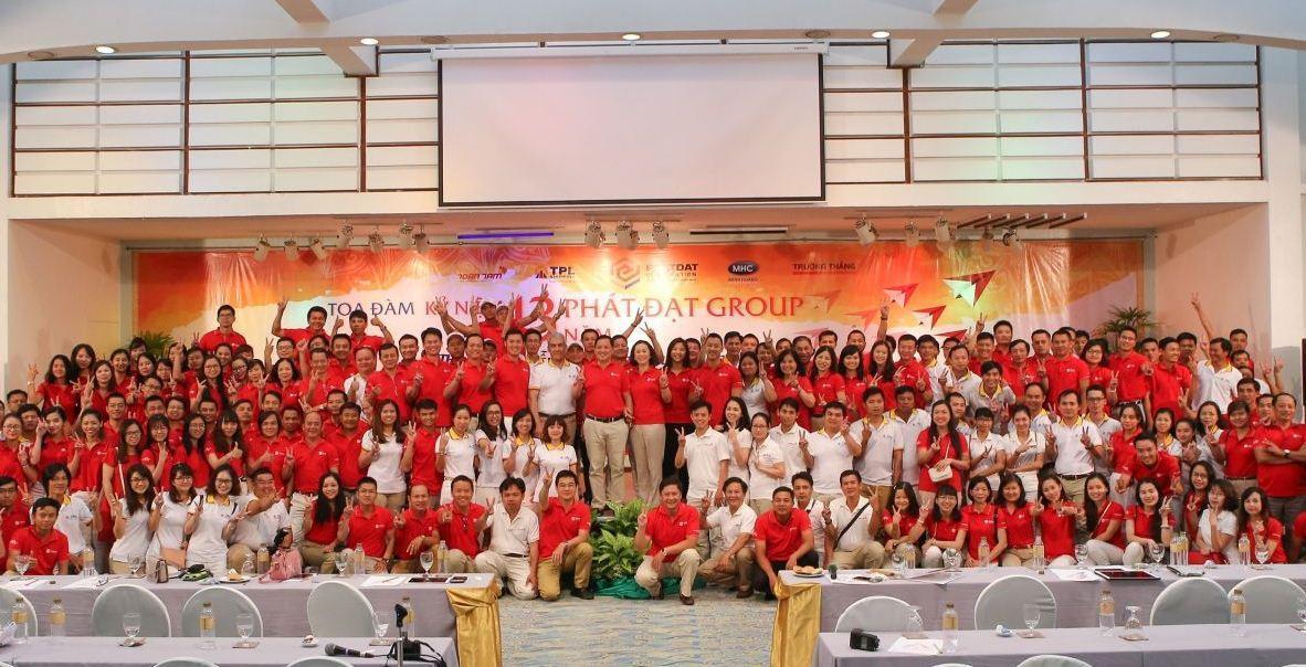 Bất động sản Phát Đạt ghi danh Top 500 Doanh nghiệp lợi nhuận tốt nhất Việt Nam 2018