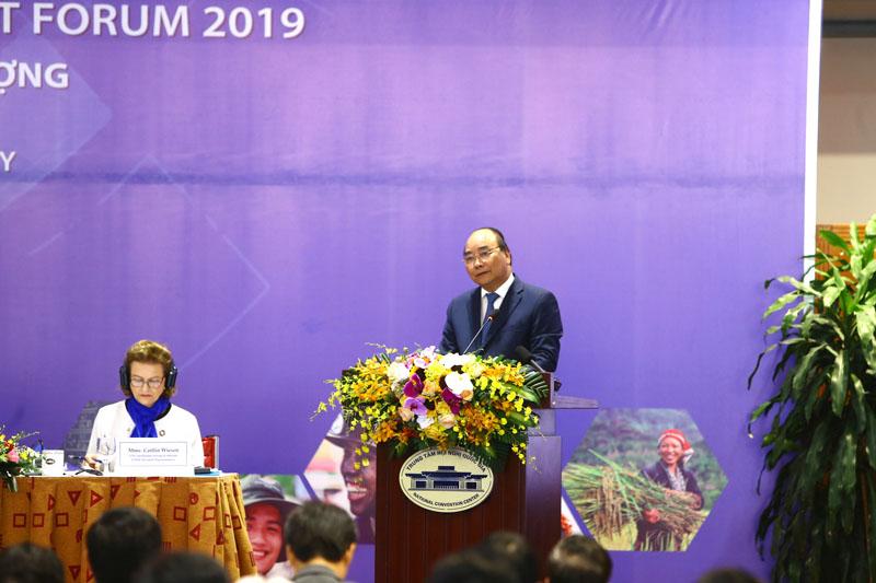 Thủ tướng Nguyễn Xuân Phúc: 'Một Việt Nam không ngừng mơ ước'
