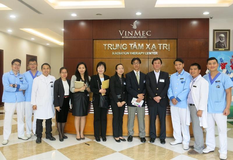 Vinmec đầu tư hơn 1 triệu USD triển khai mô hình vận hành Bệnh viện tiên tiến hàng đầu