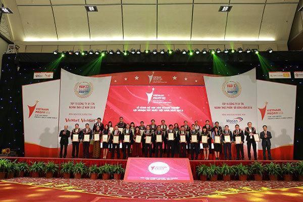 Yến sào Khánh Hòa vinh dự nhận các giải thưởng uy tín năm 2018