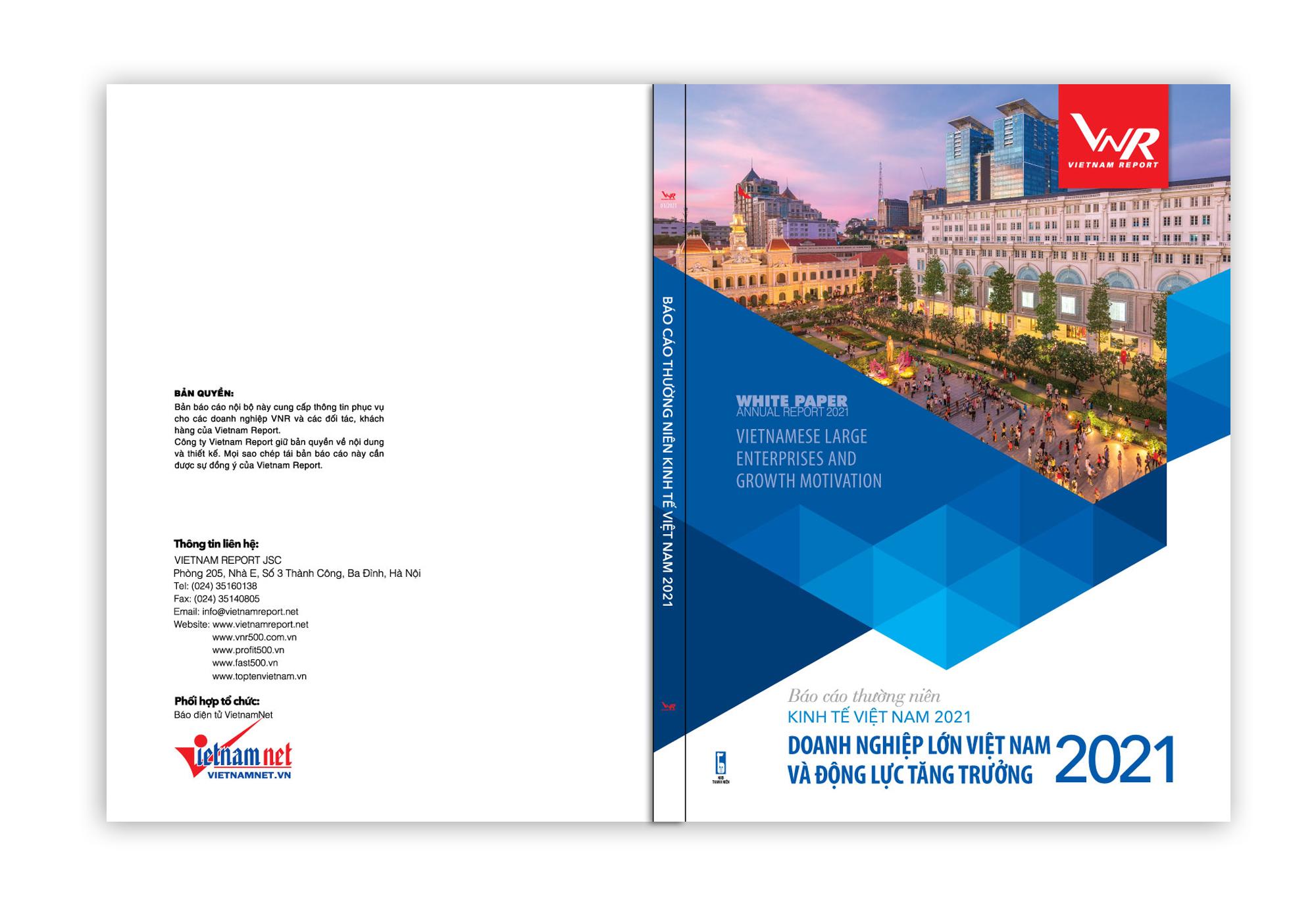 08/01/2021: Báo cáo thường niên White Paper: Kinh tế Việt Nam 2021: Doanh nghiệp lớn Việt Nam và Động lực tăng trưởng 2021