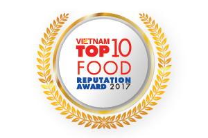 TOP 10 CÔNG TY THỰC PHẨM UY TÍN NĂM 2017