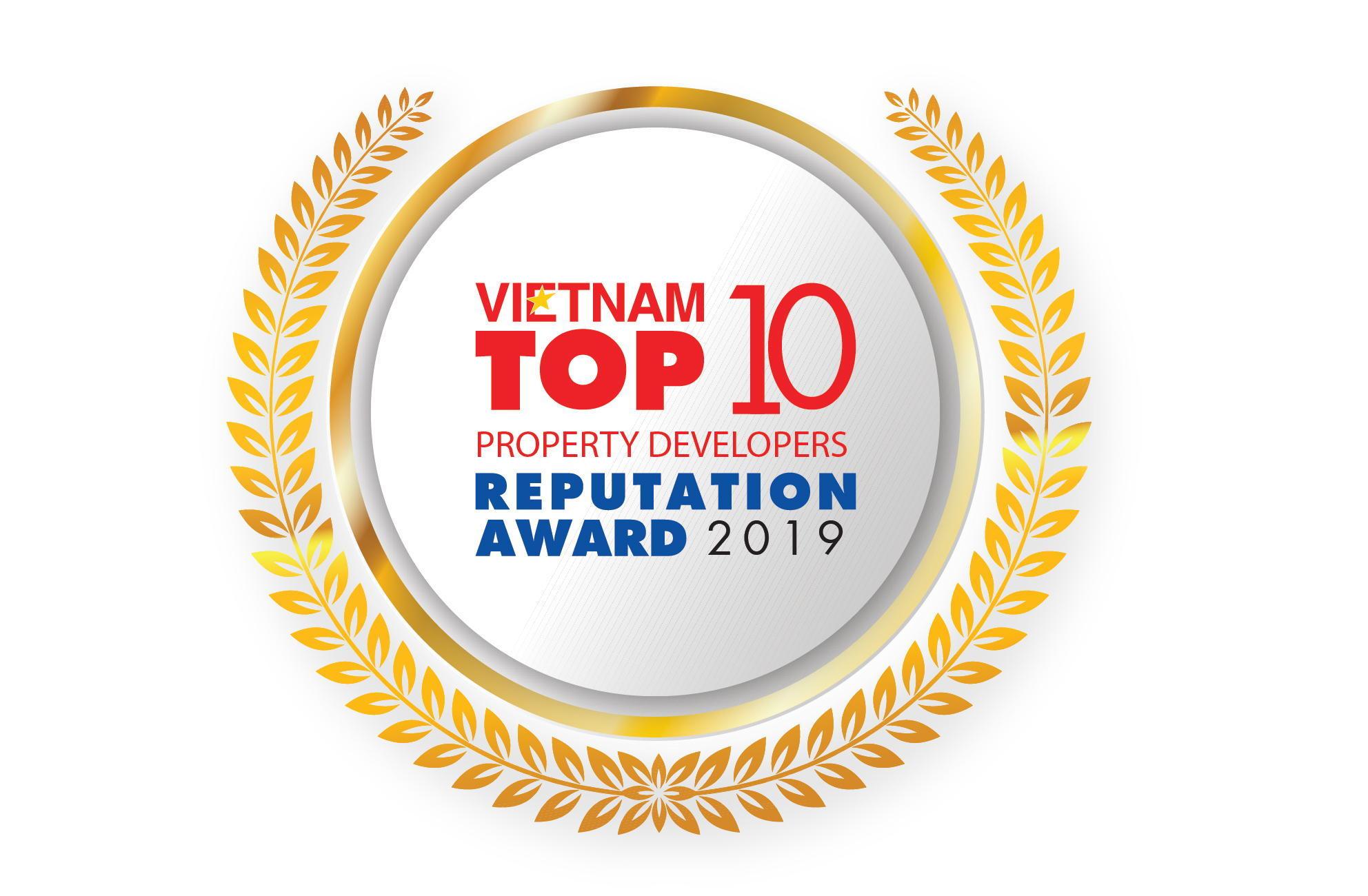 TOP 10 CHỦ ĐẦU TƯ BẤT ĐỘNG SẢN UY TÍN NĂM 2019