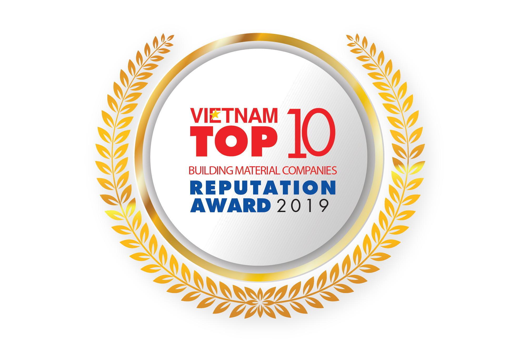 TOP 10 CÔNG TY VẬT LIỆU XÂY DỰNG UY TÍN NĂM 2019