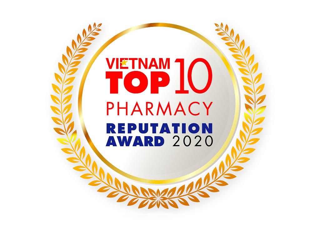 TOP 10 CÔNG TY DƯỢC VIỆT NAM UY TÍN NĂM 2020 - NHÓM NGÀNH: SẢN XUẤT DƯỢC PHẨM