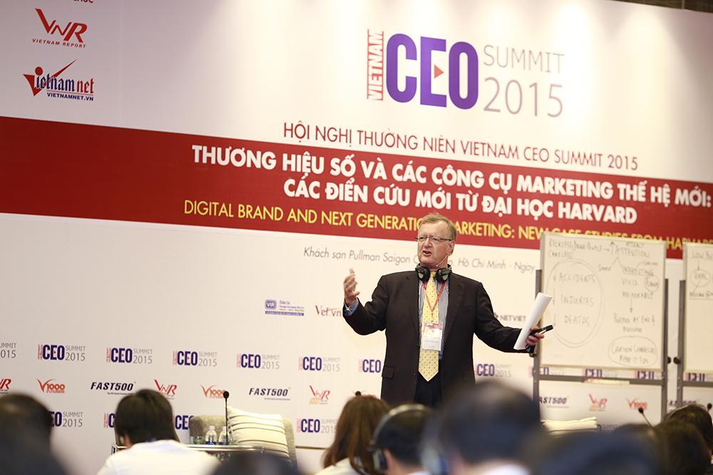 VIETNAM CEO SUMMIT 2016