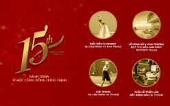 """Hưng Thịnh tổ chức chuỗi sự kiện """"15 năm hành trình vì một cộng đồng Hưng Thịnh"""""""