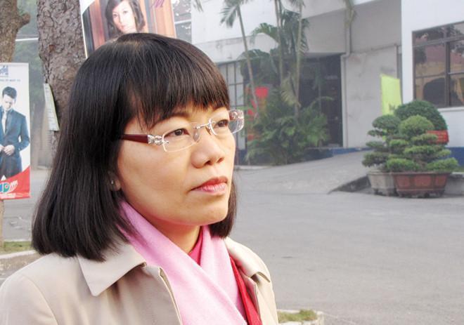 Tổng giám đốc May 10 Nguyễn Thị Thanh Huyền: Mang kỷ luật quân đội tiến vào sân chơi hội nhập