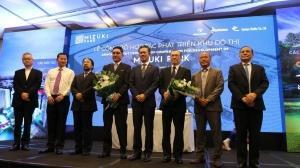Nam Long tiếp tục hợp tác cùng Hankyu Realty và Nishi Nipon Railroad