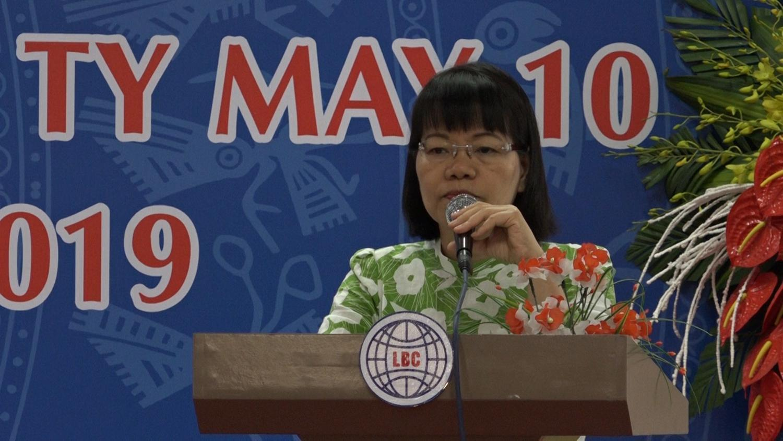 Tổng Giám đốc Nguyễn Thị Thanh Huyền: Chưa khi nào tôi đau tim như bây giờ