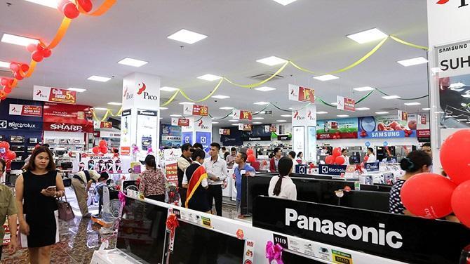 Pico khai trương siêu thị điện máy thứ 18