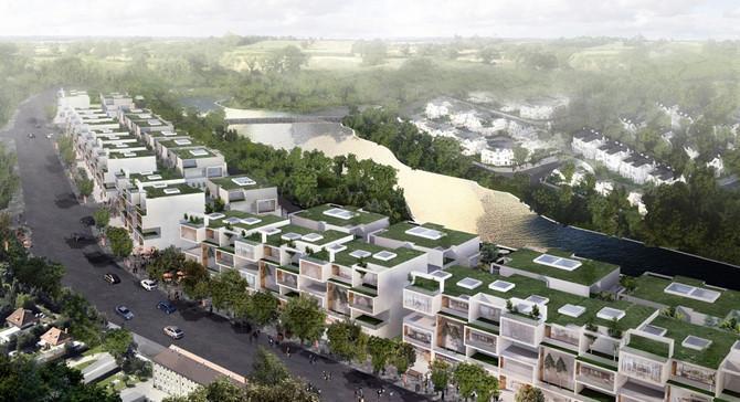 FLC Lux City Quy Nhơn kiến tạo đô thị biển sầm uất
