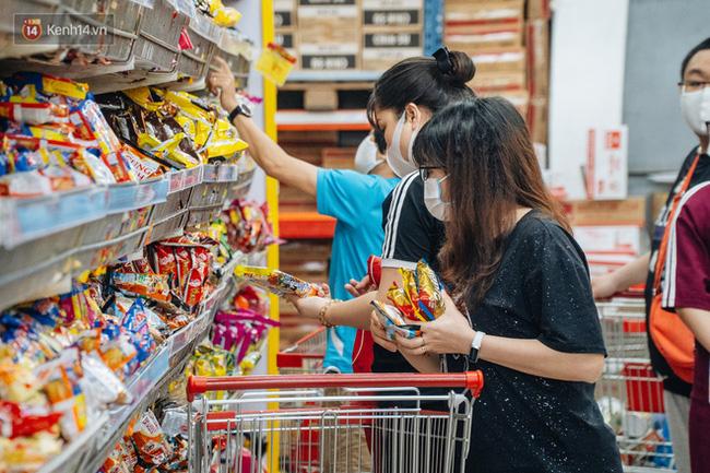 Hà Nội: Bảo đảm nguồn cung nhu yếu phẩm cho người dân