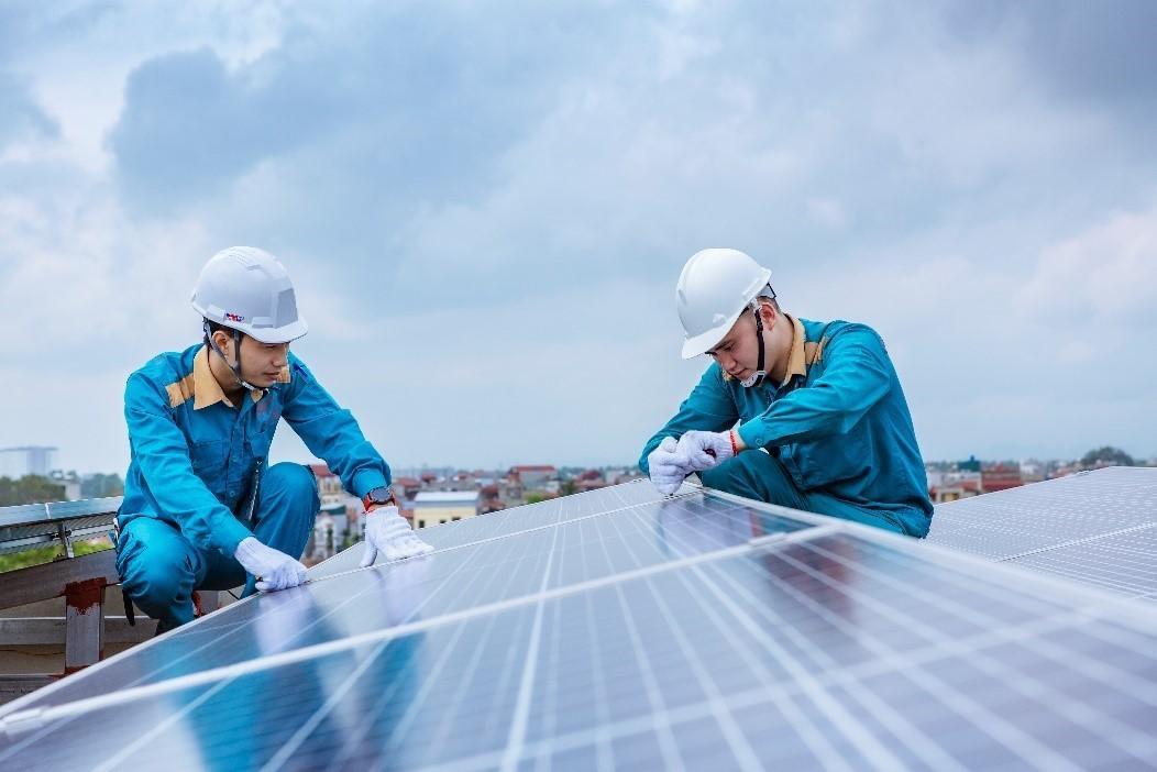 Viettel Construction - đón đầu làn sóng điện mặt trời tại Việt Nam