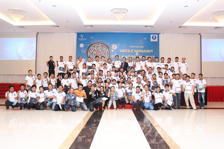 Khóa đào tạo ý nghĩa và sôi động dành cho CBNV Công ty CP Hải Đăng
