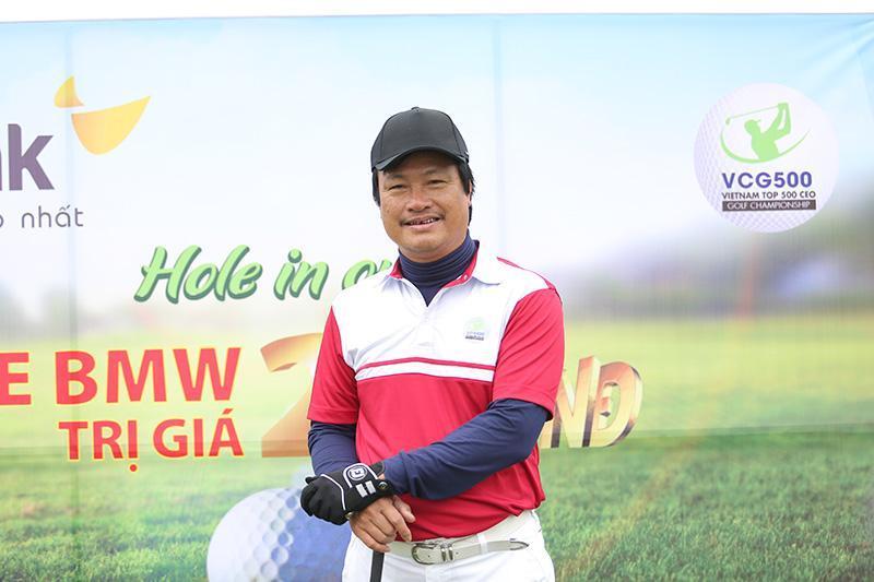 """Golfer Nguyễn Đăng Quang """"giật"""" giải HIO 2 tỷ ở VCG 500 2018"""