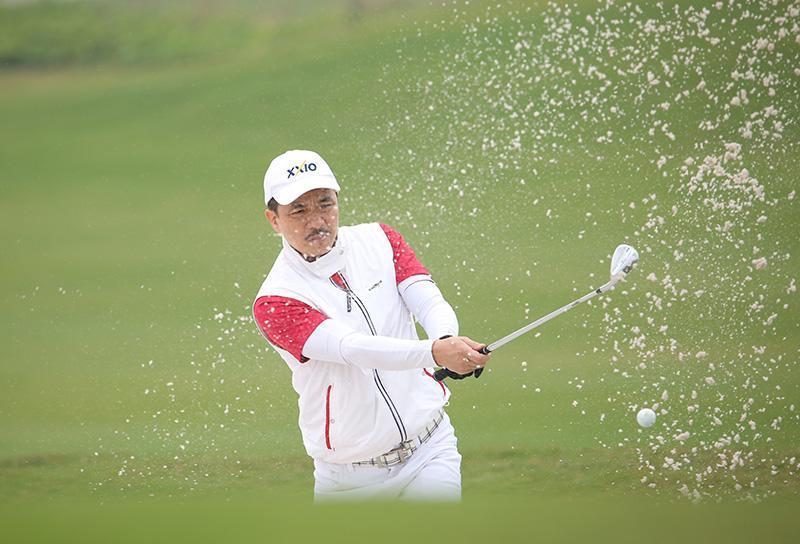 VCG 500 2018: Hơn 100 golfer hào hứng trong lễ khai mạc