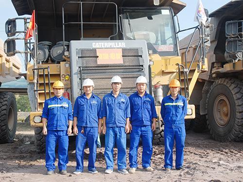 Nhiều hoạt động chăm lo đời sống công nhân mỏ