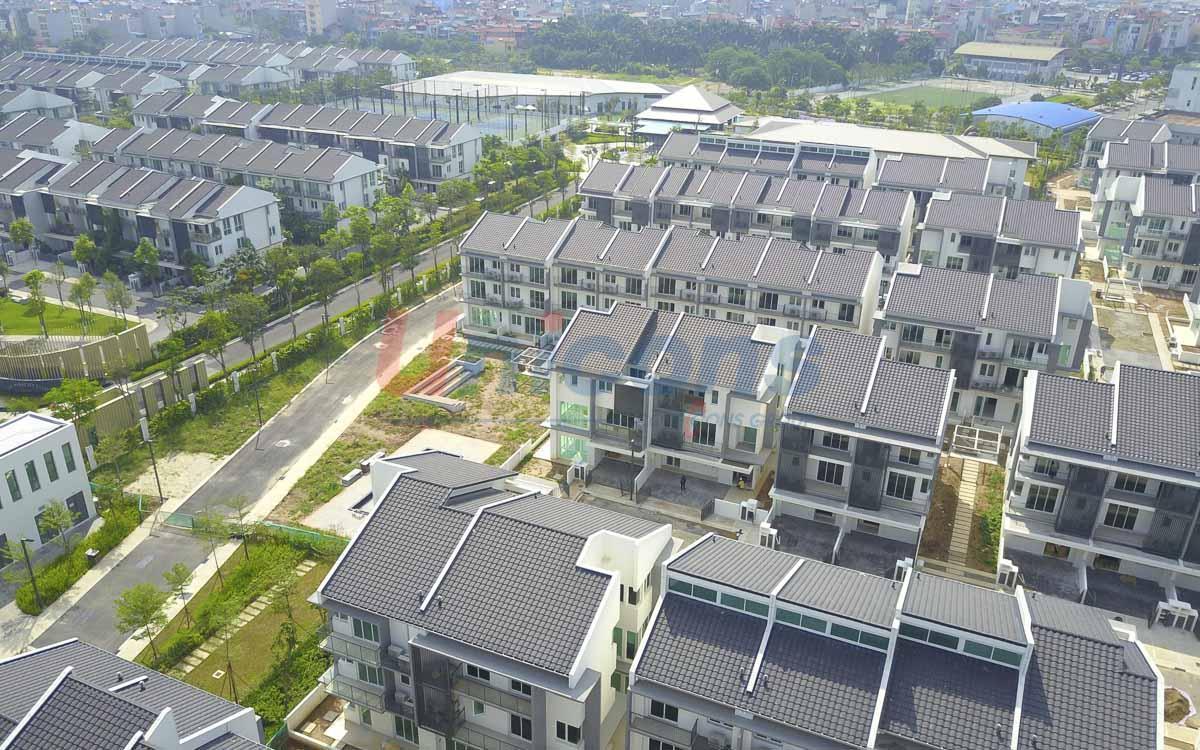Unicons đưa dự án Parkcity Hà Nội giai đoạn II về đích thành công