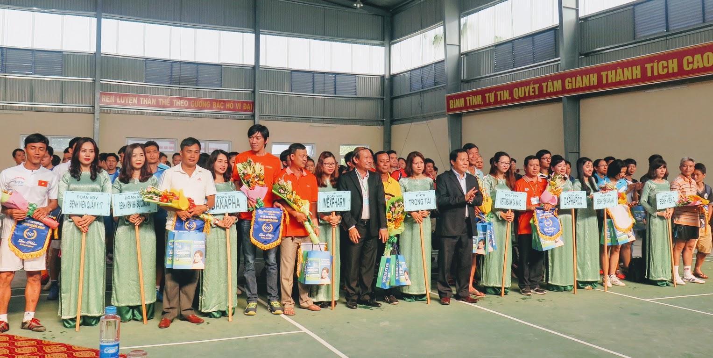 Danapha tham dự giải thể thao truyền thống các đơn vị Y Dược Huế - Đà Nẵng năm 2017
