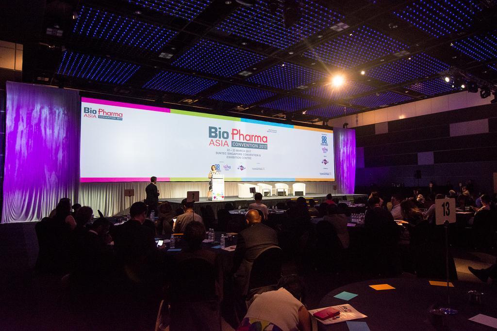 Danapha tham dự Hội nghị BioPharma Asia 2017
