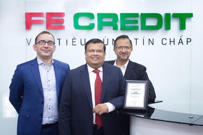 FE CREDIT phá kỷ lục tài chính tiêu dùng với hơn 10 giải thưởng uy tín trong năm 2018