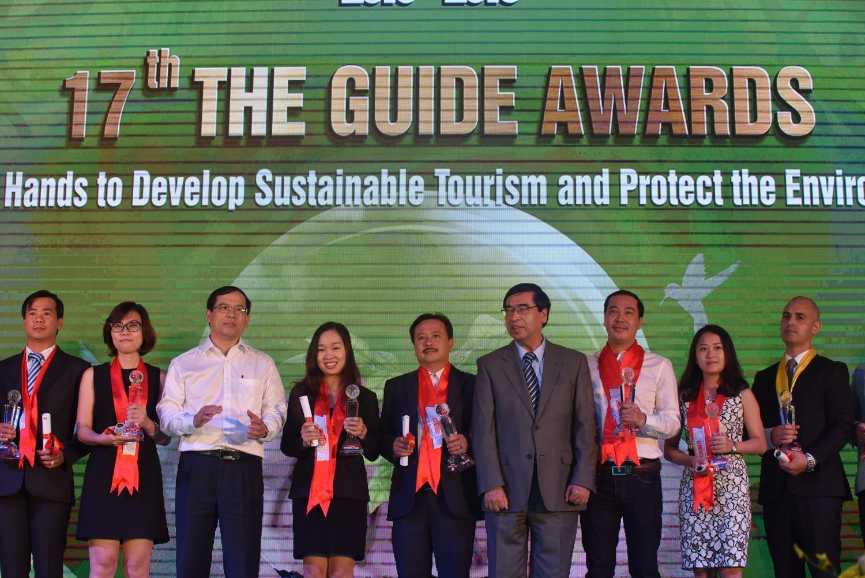 Sanest Tourist đạt giải thưởng The Guide 2015-2016