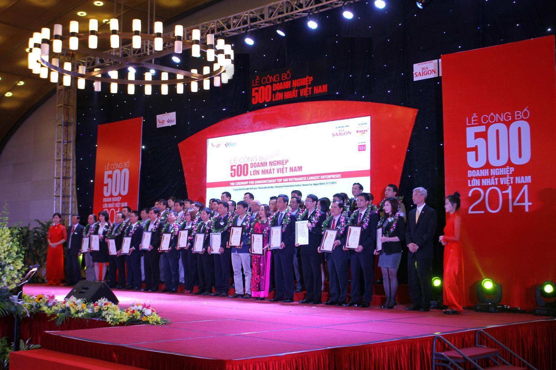 Bảng xếp hạng VNR500