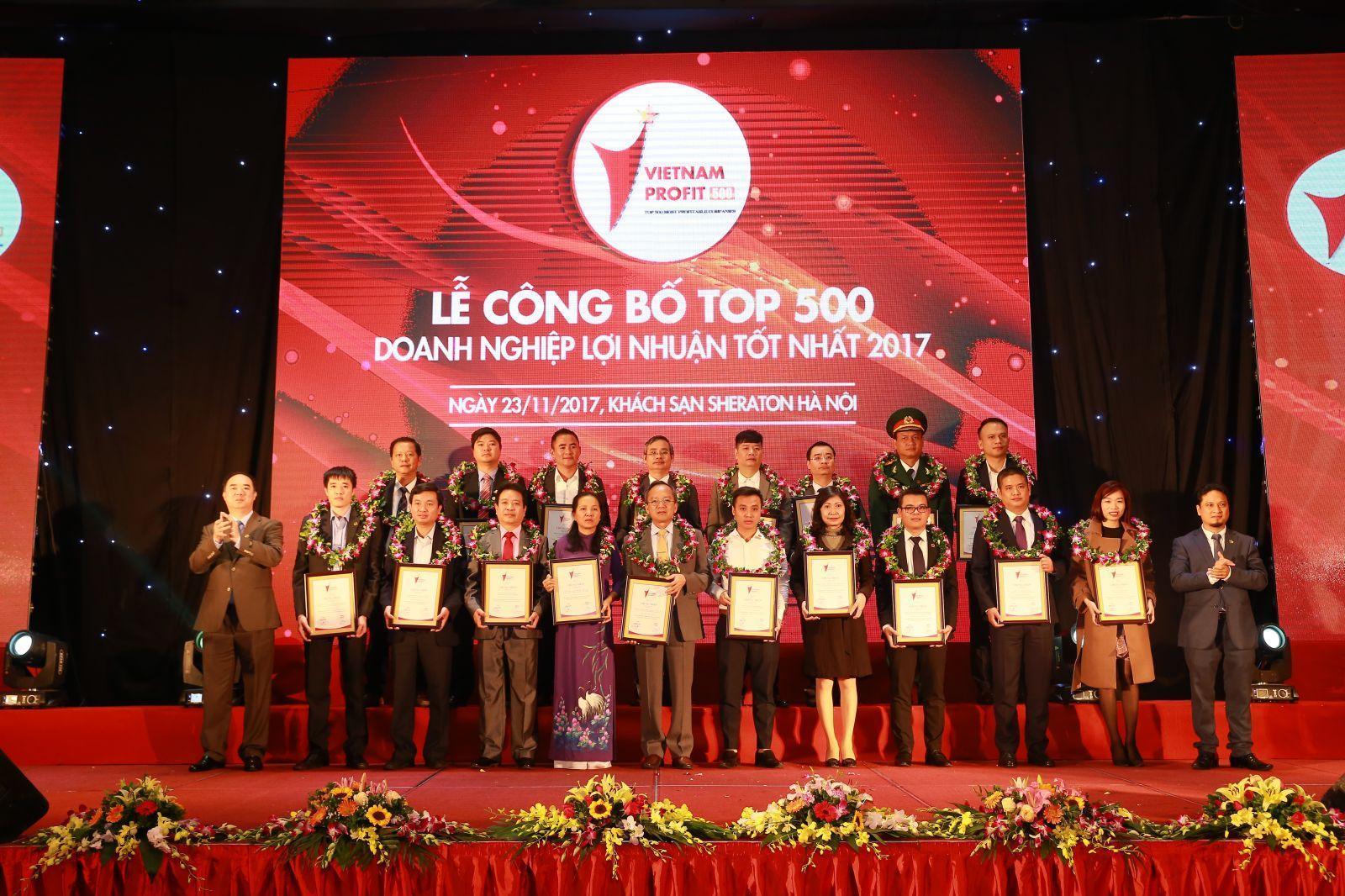 Bảng xếp hạng Profit500: Điểm mặt 500 doanh nghiệp lợi nhuận tốt nhất Việt Nam 2018