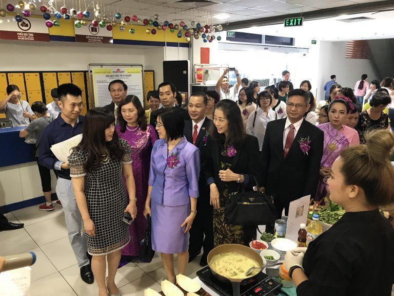 Lễ hội hàng Thái Lan năm 2018 tại Aeon Fivimart